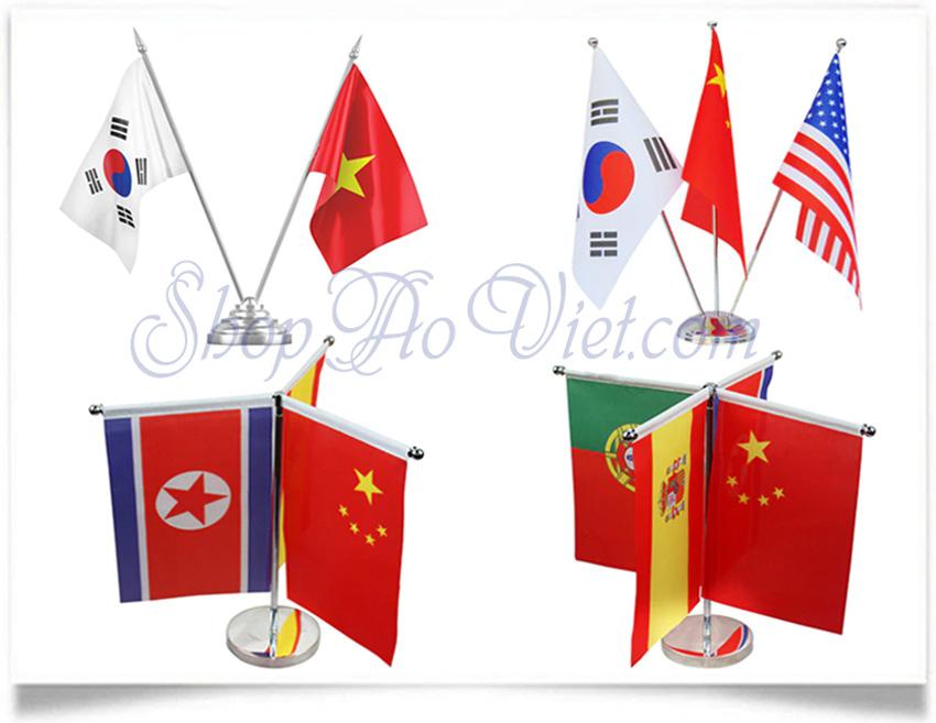 cờ để bàn các nước