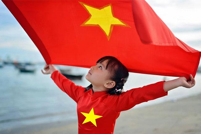 cờ Tổ quốc Việt Nam